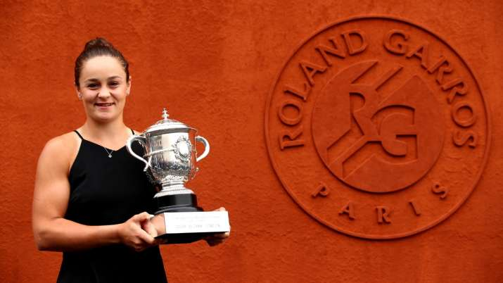 Ash Barty opts out of French Open title defence amid coronavirus pandemic