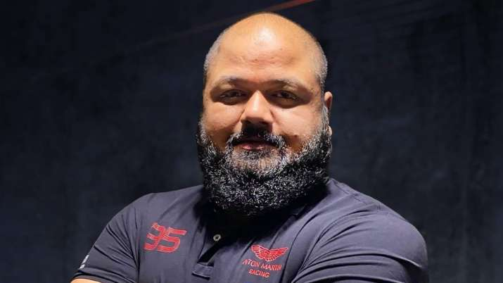 Want to be world's strongest man now, says powerlifter Gaurav Sharma