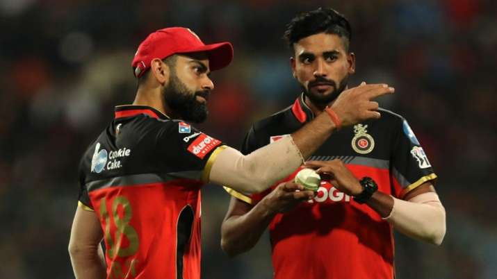 Rejuvenated RCB aim to overcome the ghosts of past in IPL 2020   Cricket  News – India TV