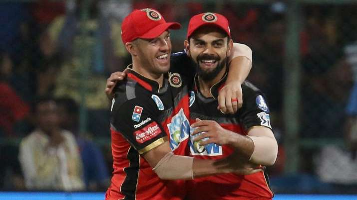 'If you need me with ball, I'll be there': AB de Villiers to Virat Kohli