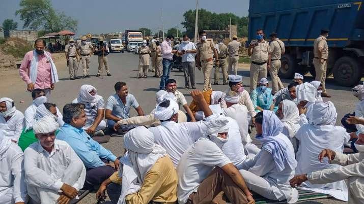 Delhi Police tightens security amid farmers' protest