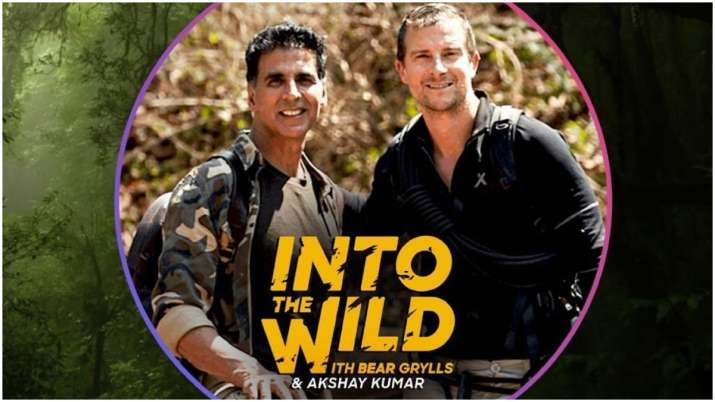 Akshay Kumar gets bruised while shooting for Discovery's 'Into The Wild with Bear Grylls'; calls it