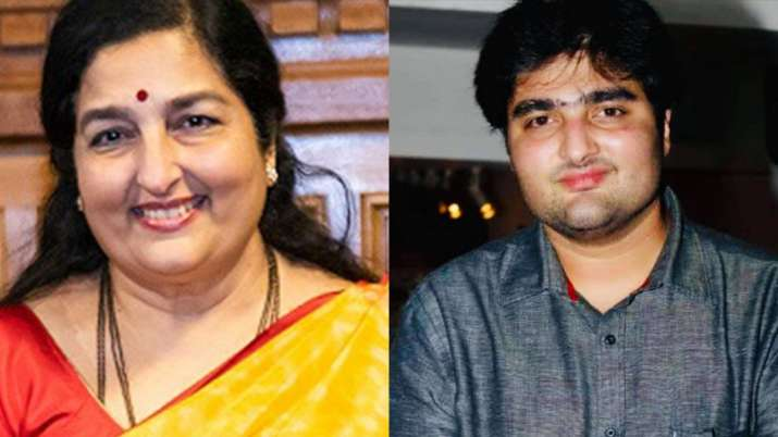 Singer Anuradha Paudwal's son Aditya Paudwal dies due to kidney failure |  Celebrities News – India TV