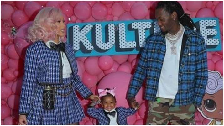 Rapper Cardi B files for divorce from Offset after three years of marriage