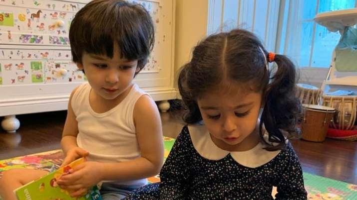 Kareena Kapoor Khan, Soha Ali Khan have the cutest birthday wish for Inaaya