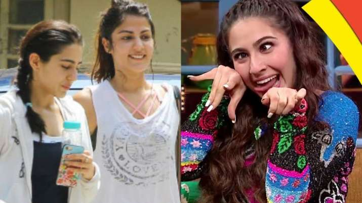 Twitter bursts with memes after Rhea Chakraborty names Sara Ali Khan in drugs probe