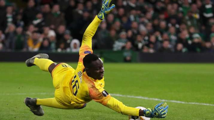 Chelsea sign goalkeeper Edouard Mendy after Kepa's costly mistakes