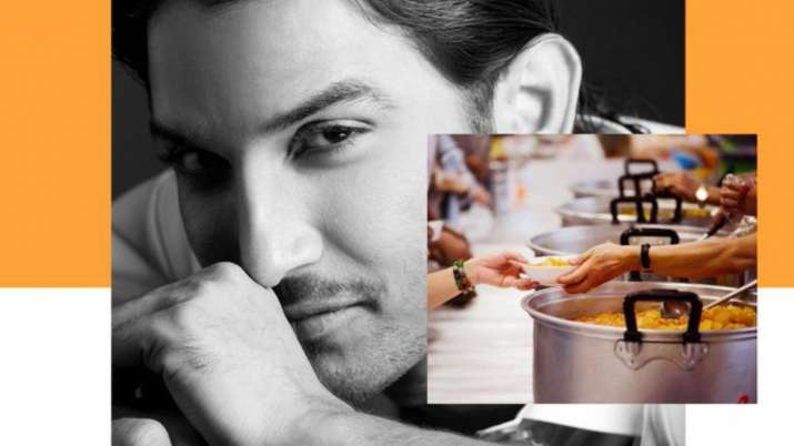 Sushant Singh Rajput's sister initiates #FeedFood4SSR in late actor's memory