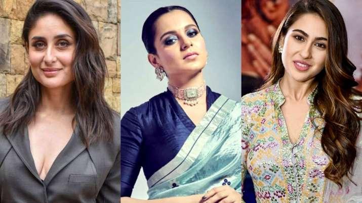 Kangana Ranaut claims Kareena Kapoor Khan had asked Sara Ali Khan to not date Sushant Singh Rajput