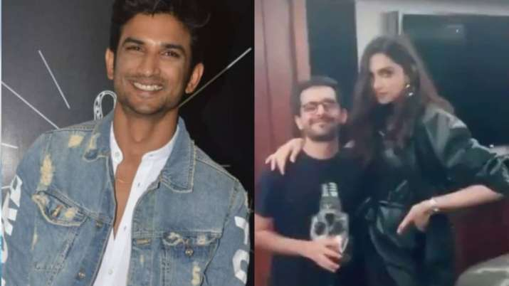 Sushant Death case: NCB begins drug probe in viral Bollywood party video
