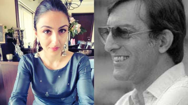 Soha Ali Khan remembers Mansoor Ali Khan Pataudi with an emotional post on his death anniversary