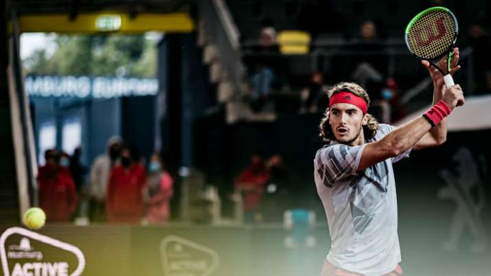 Stefanos Tsitsipas to play Andrey Rublev in Hamburg Open final