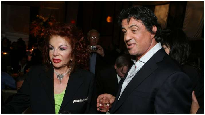 Sylvester Stallone's mother Jackie dies at 98