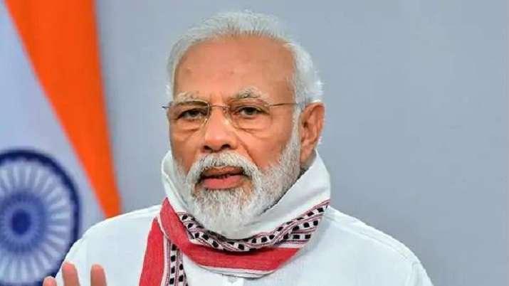 PM Modi on farm bills