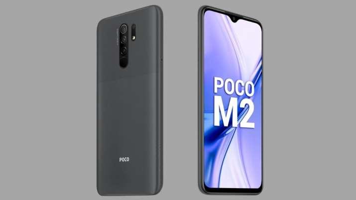 poco, poco smartphones, poco m2, poco m2 series, poco m2 launch in india, poco m2 sale in india toda