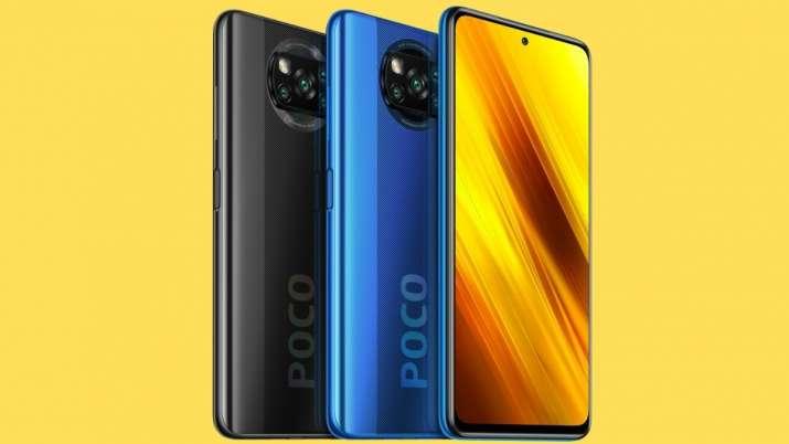 poco, poco smartphones, poco x series, poco x3, poco x3 launch in india, poco x3 price in india, poc