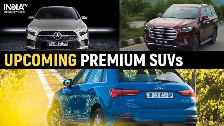 These 3 premium SUVs will make your festive season AUTOMAZING