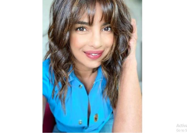 Priyanka Chopra shares her 'unfinished' journey through videos, teases about something new
