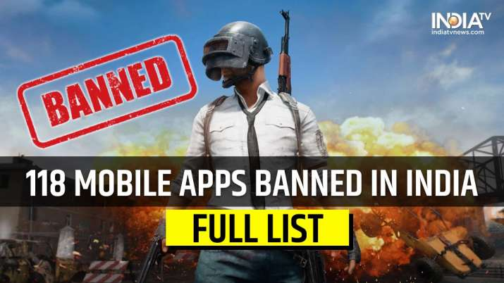 PUBG is Banned
