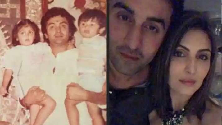 Riddhima begins birthday countdown for brother Ranbir Kapoor