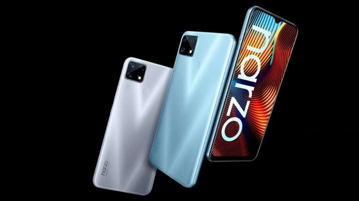 realme, realme smartphones, realme narzo 20, realme narzo 20 series, realme narzo 20 pro, realme nar