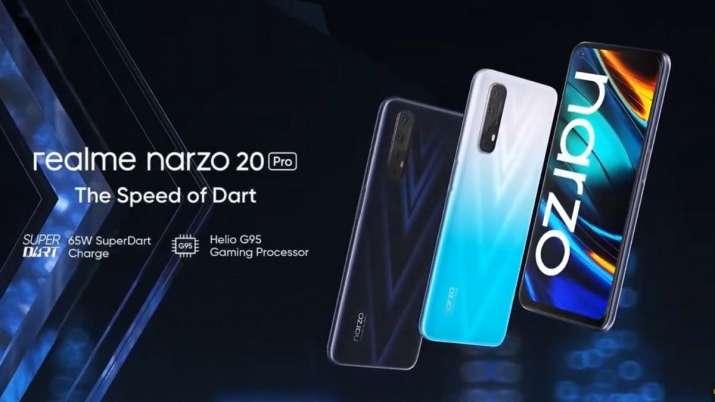 realme, realme smartphones, realme narzo 20 series, realme narzo 20 series launch, realme narzo 20,