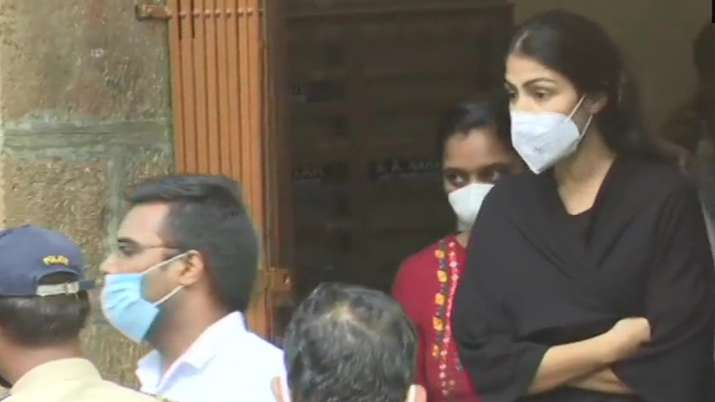 Rhea Chakraborty arrested in drugs probe: Sushant Singh Rajput's fans trend 'Sorry Babu'