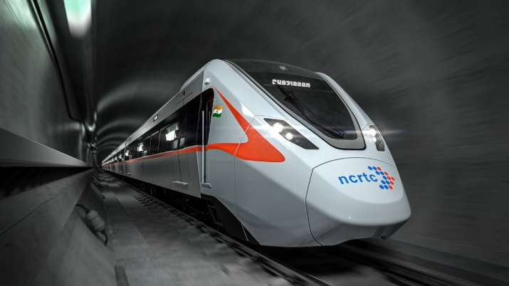 India Tv - Delhi-Meerut regional rapid transit system's first look unveiled
