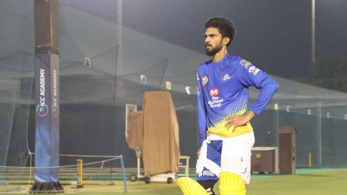 IPL 2020 | Ruturaj Gaikwad returns to CSK training after recovering from COVID-19 | Cricket News – India TV