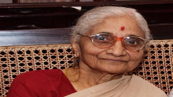 External Affairs Minister S Jaishankar's mother Sulochana Subrahmanyam dies