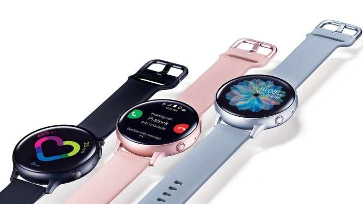 Samsung, Samsung Smartwatches, Samsung Galaxy Watch Active 2, Galaxy Watch Active 2 Features, Galaxy