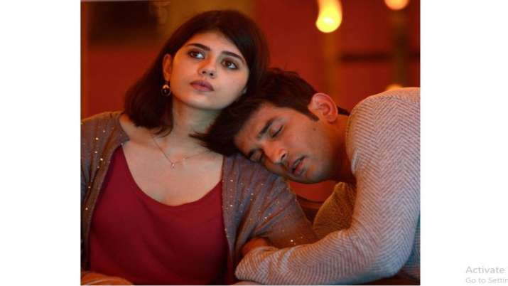 2 months of Dil Bechara: Sanjana Sanghi shares emotional post in Sushant Singh Rajput's memory