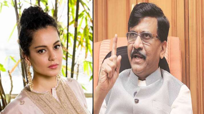 Will think about apologising only if Kangana issues apology to Maharashtra: Sanjay Raut