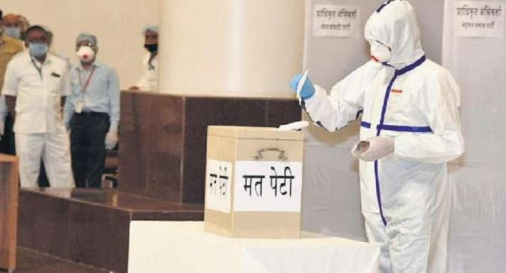 Over 7 crore single-use gloves for Bihar voters in polls amid COVID-19 pandemic