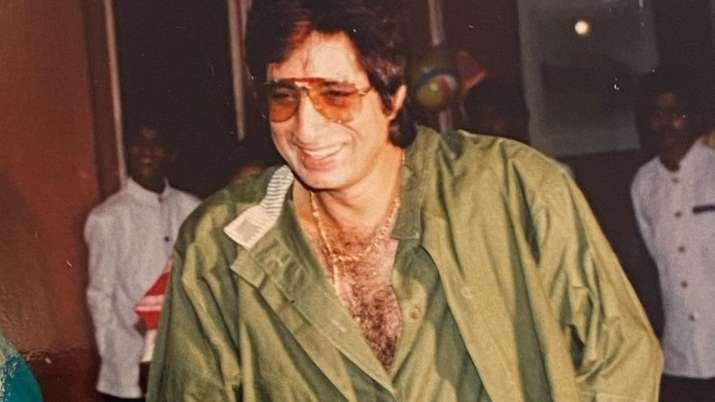 Shraddha Kapoor wishes 'baapu' Shakti Kapoor on his birthday with rare throwback photo