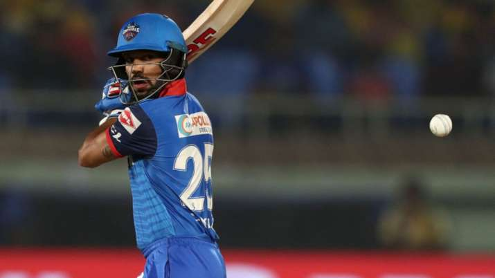 IPL 2020: Shikhar Dhawan embarrasses himself with unique record | Cricket News – India TV