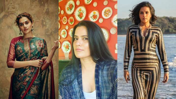 Sona Mohapatra slams Taapsee Pannu for supporting Anurag Kashyap, supports Richa Chadha in her legal
