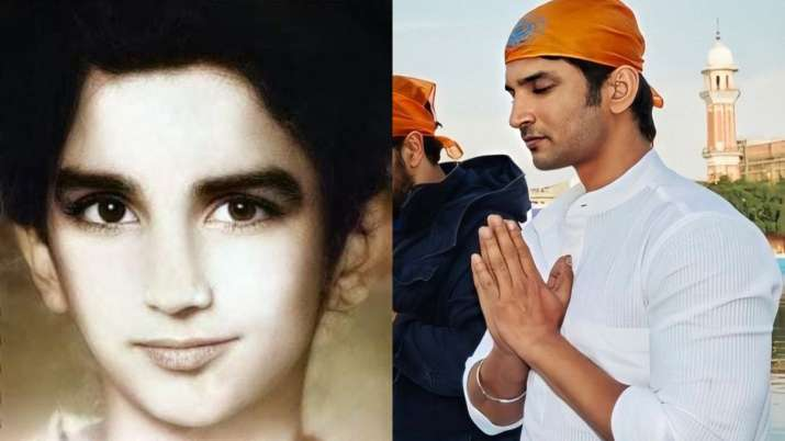 Shweta Singh Kirti shares unseen childhood pic of Sushant Singh Rajput, catches attention of Ankita