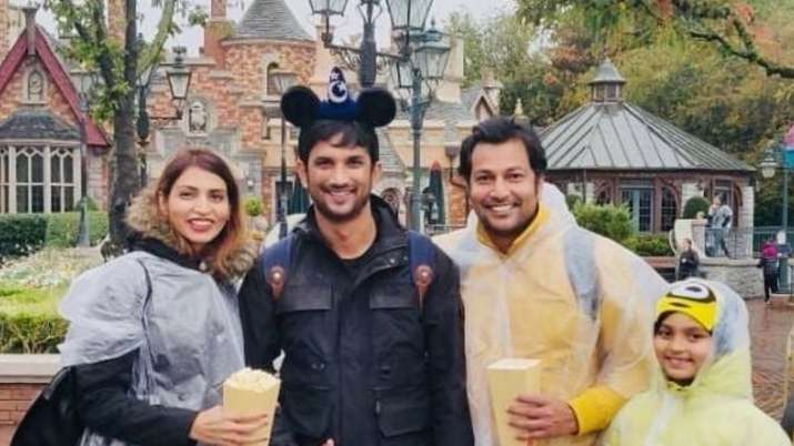 Sushant Singh Rajput's photos from Europe trip surface as fans refute depression theory