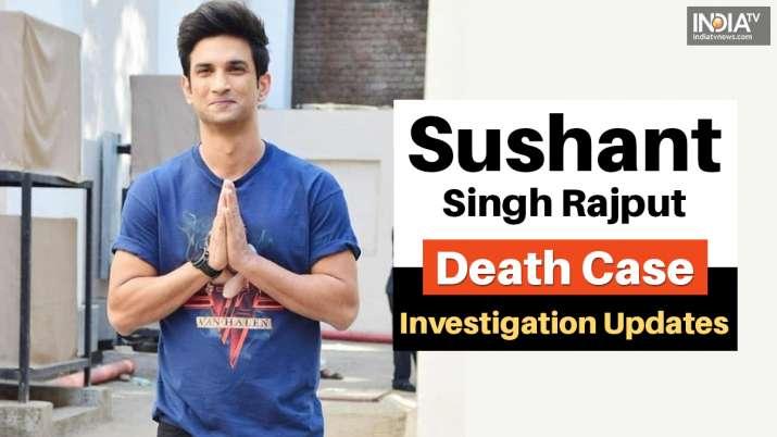 Sushant Singh Rajput Death case: Rhea Chakraborty questioned by NCB