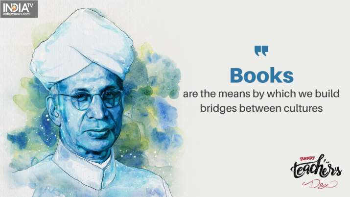 India Tv - Books are the means by which we build bridges between cultures