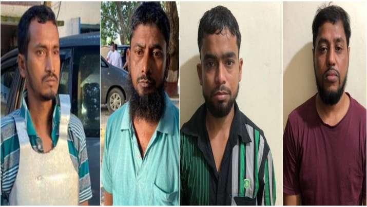 NIA busts Pak-sponsored Al-Qaeda module in West Bengal and Kerala plotting to attack Delhi