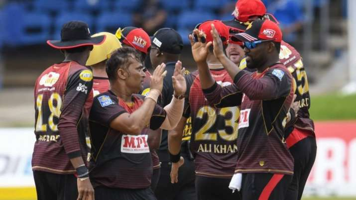 CPL 2020 Semifinal Live Streaming, Trinbago Knight Riders