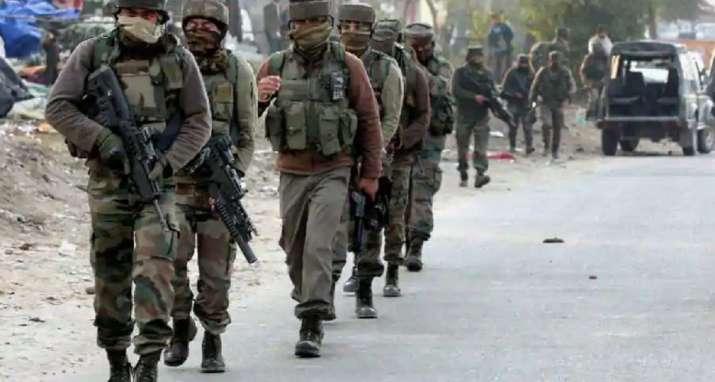 Srinagar terrorist attack Jammu Kashmir CRPF party attacked   India News – India TV