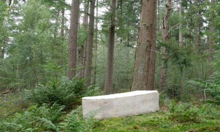 'Living Cocoon': Netherlands-based startup develops eco-friendly coffin