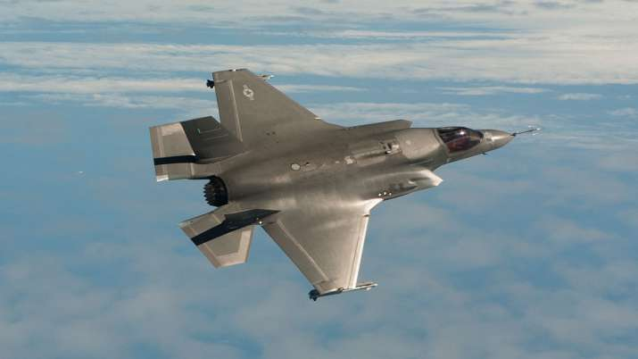 US fighter jet, US Air Force F 35B