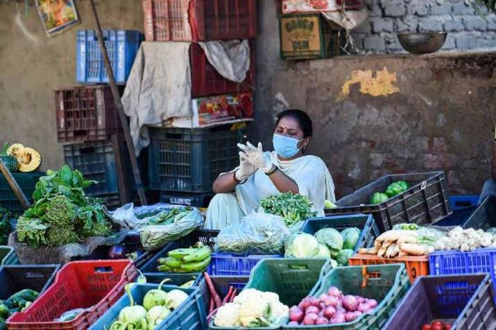 Consumer inflation at 6.69% in August against 6.73% last month: Government of India