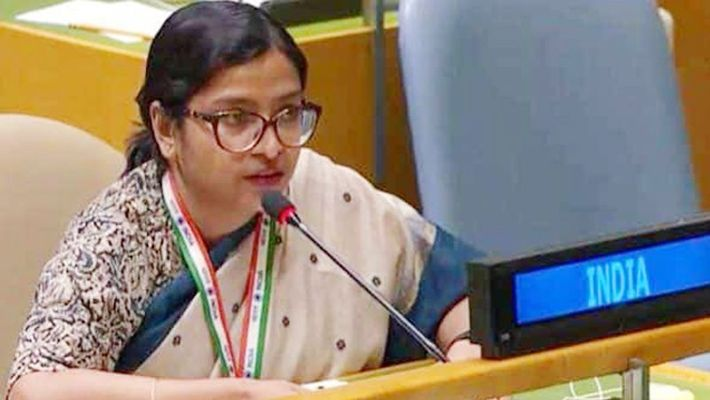 Pakistan is a country which is globally recognised epicentre of terrorism, says Vidisha Maitra