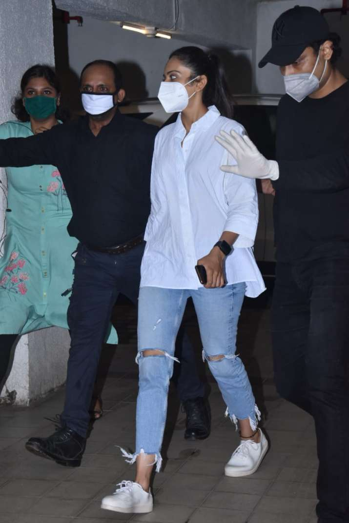 India Tv - Deepika Padukone arrives in Mumbai
