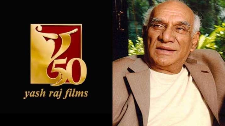 Aditya Chopra shares new logo marking 50 years of Yash Raj Films